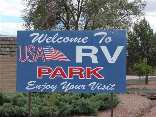 USA RV PARK at GALLUP, NM