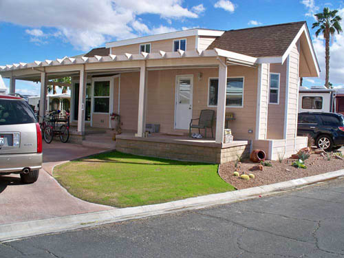 CARAVAN OASIS RV RESORT at YUMA, AZ
