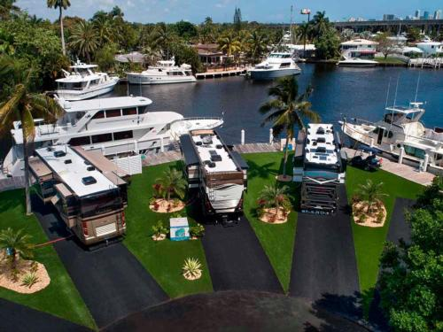 YACHT HAVEN PARK & MARINA at FORT LAUDERDALE, FL
