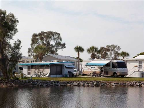 INDIAN CREEK RV RESORT at FORT MYERS BEACH, FL