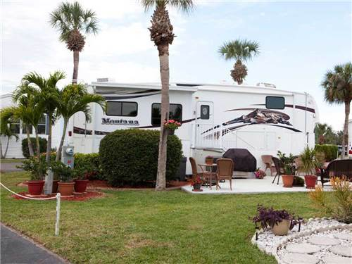 Indian Creek Rv Resort Fort Myers Beach Fl Rv Parks