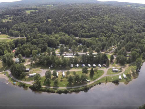 LIMEHURST LAKE CAMPGROUND at BARRE, VT