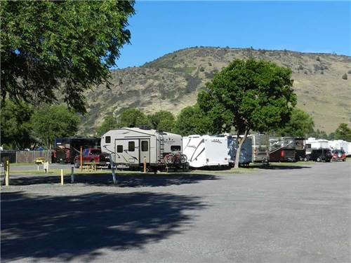 OREGON MOTEL 8 & RV PARK at KLAMATH FALLS, OR
