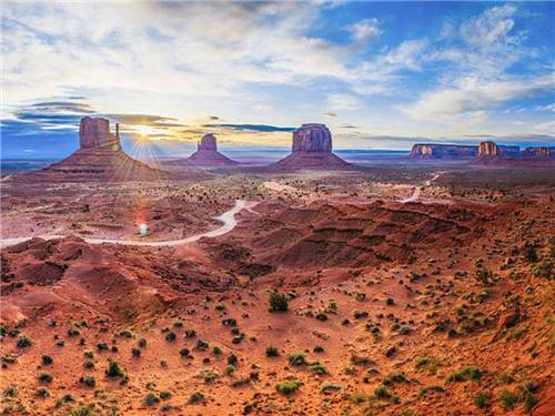 Goulding's Monument Valley Campground & RV Park