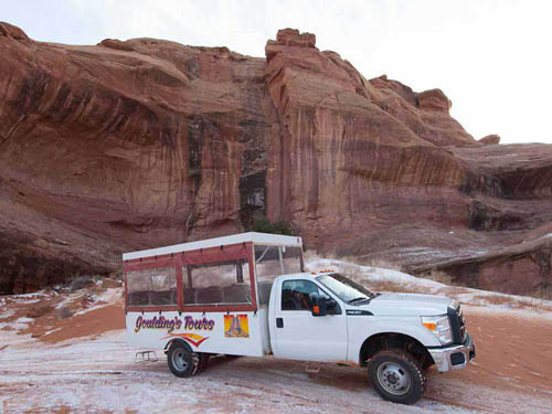 GOULDINGS MONUMENT VALLEY CAMPGROUND & RV PARK at MONUMENT VALLEY, UT
