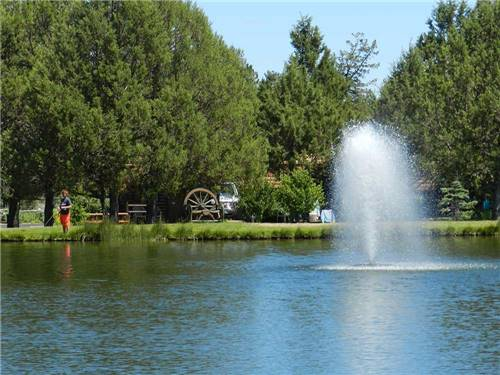 BEND/SISTERS GARDEN RV RESORT at BEND, OR