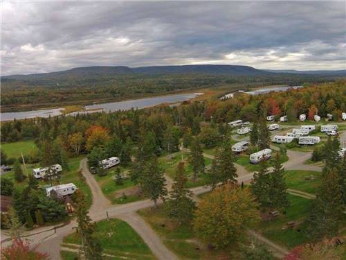 BADDECK CABOT TRAIL CAMPGROUND at BADDECK, NS