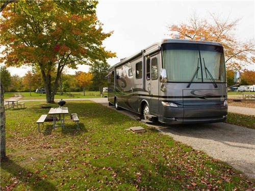 SEAPORT RV RESORT & CAMPGROUND at MYSTIC, CT