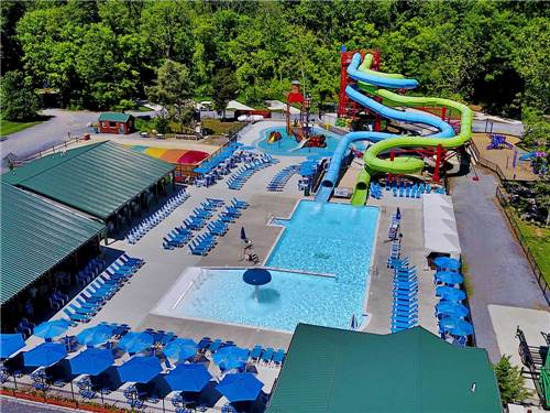 YOGI BEAR'S JELLYSTONE PARK CAMP-RESORT/HAGERSTOWN at WILLIAMSPORT, MD