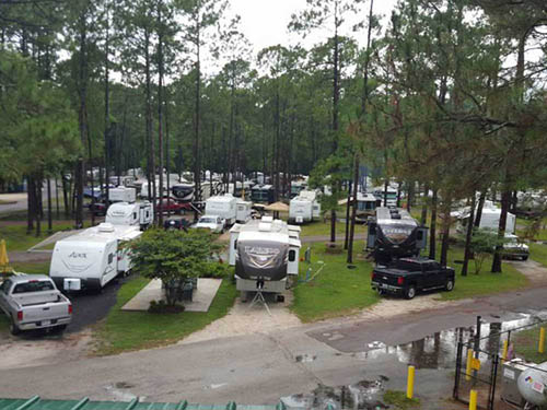 JACKSONVILLE NORTH / ST MARYS KOA at KINGSLAND, GA