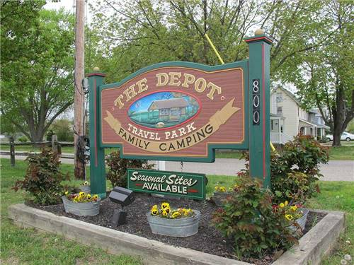 The Depot Travel Park