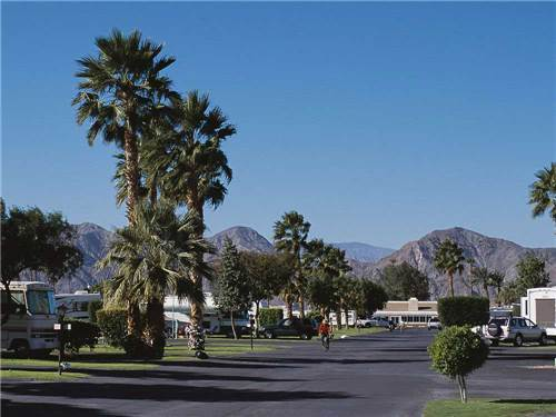 INDIAN WELLS CAREFREE RV RESORTS at INDIO, CA