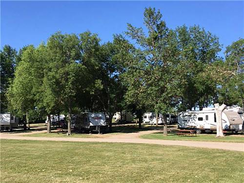Jamestown Campground