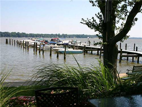 BAR HARBOR RV PARK & MARINA at ABINGDON, MD