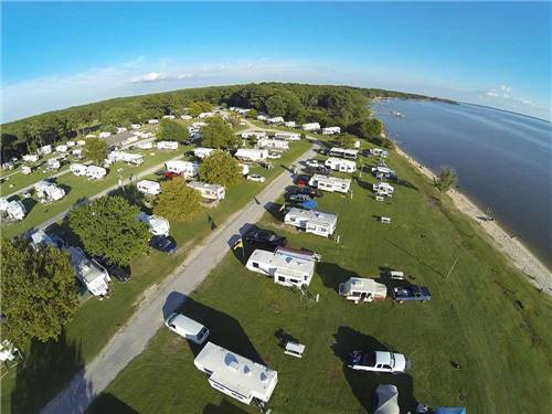 ROARING POINT WATERFRONT CAMPGROUND at NANTICOKE, MD