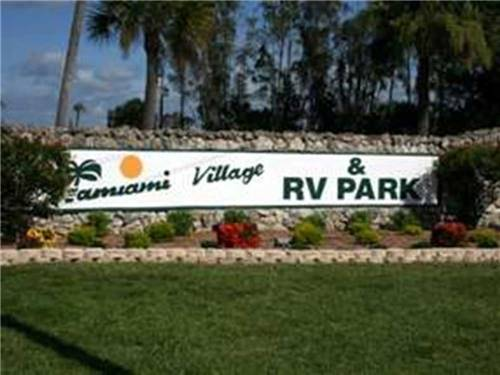 TAMIAMI RV PARK at FORT MYERS, FL