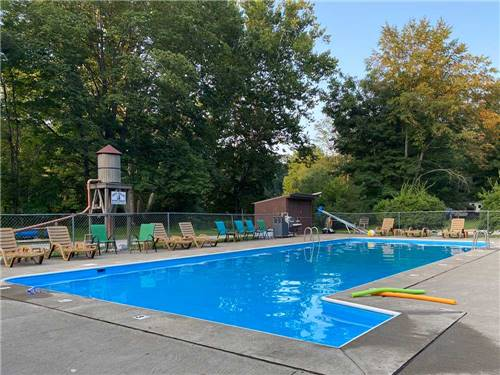COZY CREEK FAMILY CAMPGROUND at TUNKHANNOCK, PA