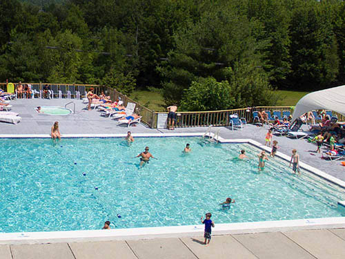 SKYWAY CAMPING RESORT at ELLENVILLE, NY