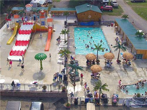 TRIPLE R CAMPING RESORT & TRAILER SALES at FRANKLINVILLE, NY