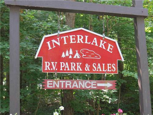 Interlake RV Park & Sales