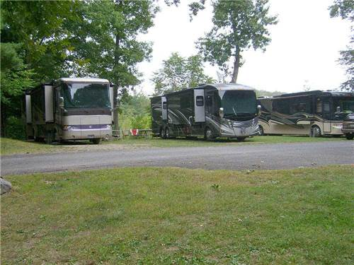 INTERLAKE RV PARK & SALES at RHINEBECK, NY