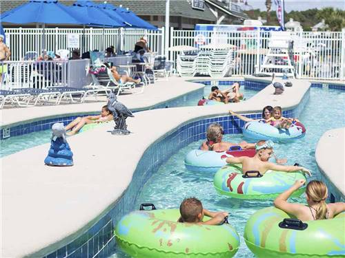 MYRTLE BEACH TRAVEL PARK at MYRTLE BEACH, SC