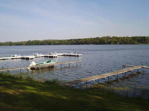BUFFALO LAKE CAMPING RESORT at MONTELLO, WI