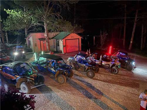 BEAVER LAKE CAMPGROUND at CUSTER, SD