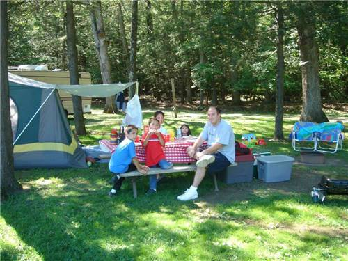 FOUR SEASONS CAMPGROUNDS at SCOTRUN, PA