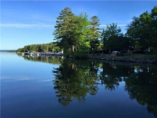 LONG ISLAND BRIDGE CAMPGROUND LLC at MOULTONBOROUGH, NH
