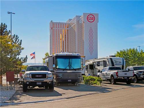Grand Sierra Resort and Casino RV Park