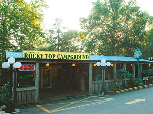 Rocky Top Campground & RV Park