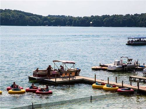PLYMOUTH ROCK CAMPING RESORT at PLYMOUTH, WI