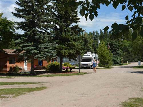 INDIAN HEAD CAMPGROUND at INDIAN HEAD, SK