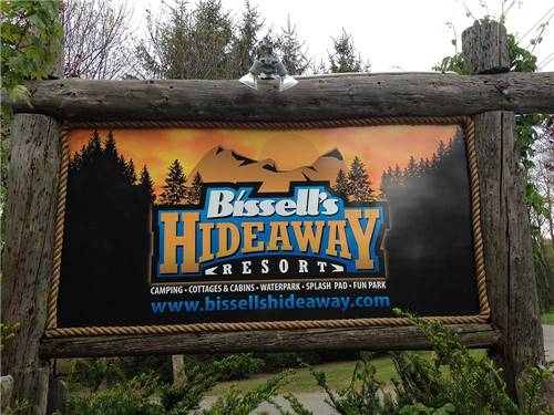 BISSELLS HIDEAWAY RESORT at PELHAM, ON