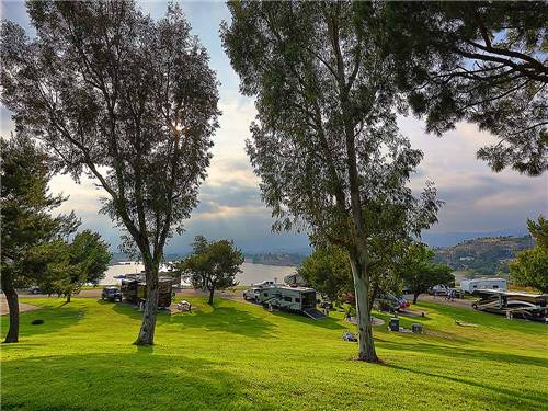 EAST SHORE RV PARK at SAN DIMAS, CA