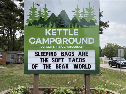 KETTLE CAMPGROUND, CABINS & RV PARK at EUREKA SPRINGS, AR