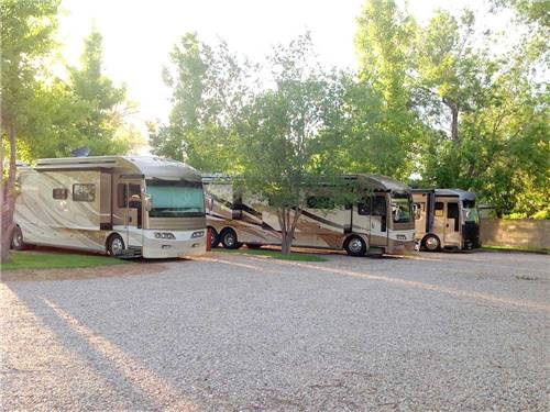 CEDAR BREAKS RV PARK at CEDAR CITY, UT
