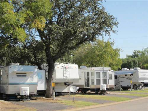 SANDY LAKE MH & RV PARK CAREFREE RV RESORT at CARROLLTON, TX
