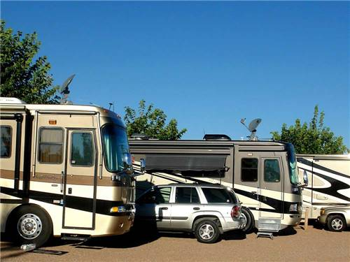 TOMBSTONE RV PARK at TOMBSTONE, AZ