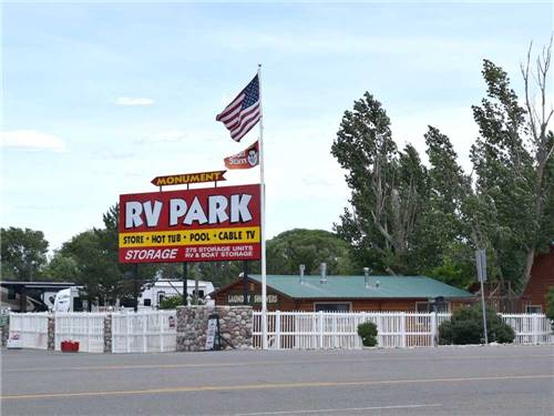 Monument RV Resort