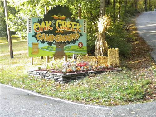 OAK CREEK CAMPGROUND at WALTON, KY