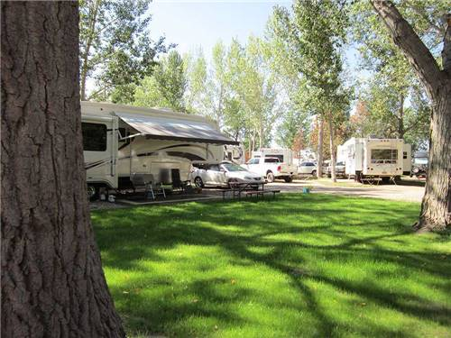 Full hook up campgrounds in north dakota