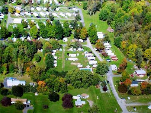 CHERRY GROVE CAMPGROUND at WOLCOTT, NY