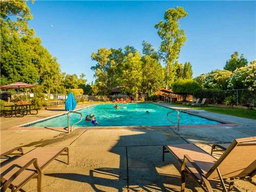 VINEYARD RV PARK at VACAVILLE, CA