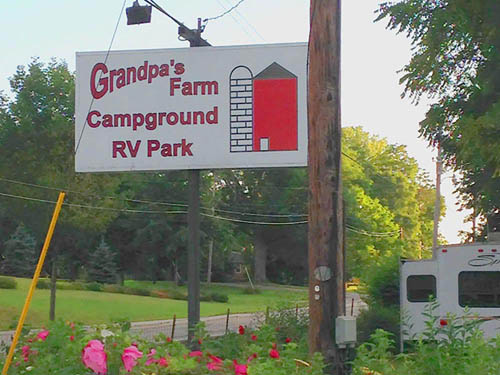 GRANDPAS FARM at RICHMOND, IN