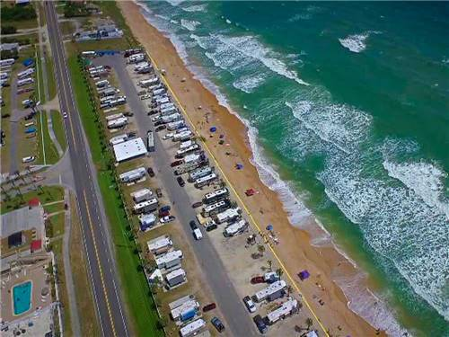 BEVERLY BEACH CAMPTOWN RV RESORT at FLAGLER BEACH, FL