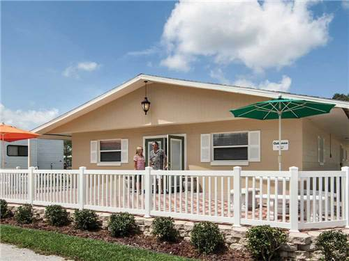 DAYTONA BEACH RV RESORT at PORT ORANGE, FL