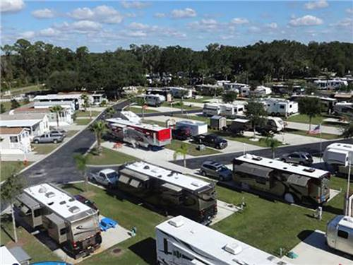 QUAIL RUN RV RESORT at WESLEY CHAPEL, FL