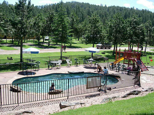 CROOKED CREEK RESORT at HILL CITY, SD